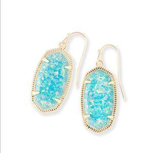 Kendra Scott Kyocera Opal Dani earrings